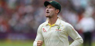 Australian Player cameron bancroft
