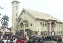 18 killed,Attack,Church,Nigeria