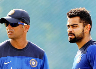 dravid and kohli