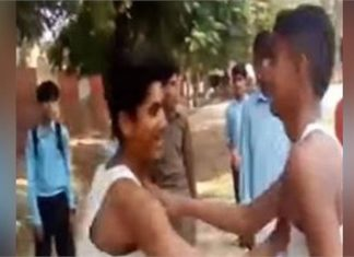 Student dies, Slap Fight Game, Pak, Lahore, Face Slapping