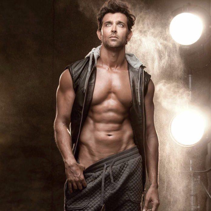 Bollywood Superstar Hrithik Roshan