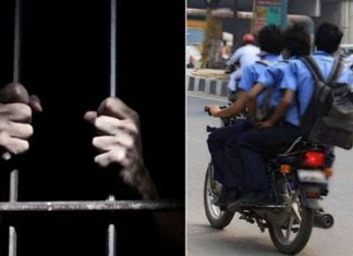 Hyderabad, Minor Driver, Arrest, Jail