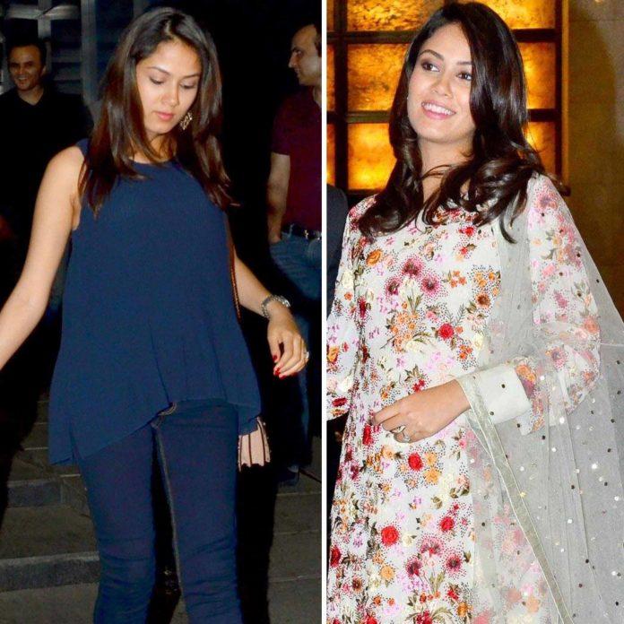 Mira Rajput,Shahid Kapoor,Misha Rajput,Baby Bump Pictures