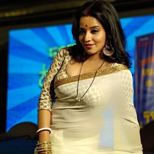 Television Actress,Monalisa,Bigg Boss 10,Bold,Bhabhi Avatar,Dupur Thakurpo 2