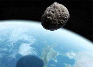 NASA, huge asteroid, close to Earth