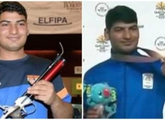 om_mitharwal_has_two_medals_at_cwg