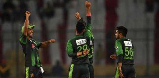 Pakistan vs West Indies, 2nd T20I,