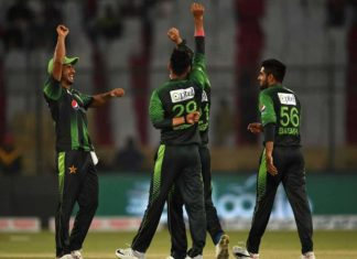 Pakistan vs West Indies, 2nd T20I,