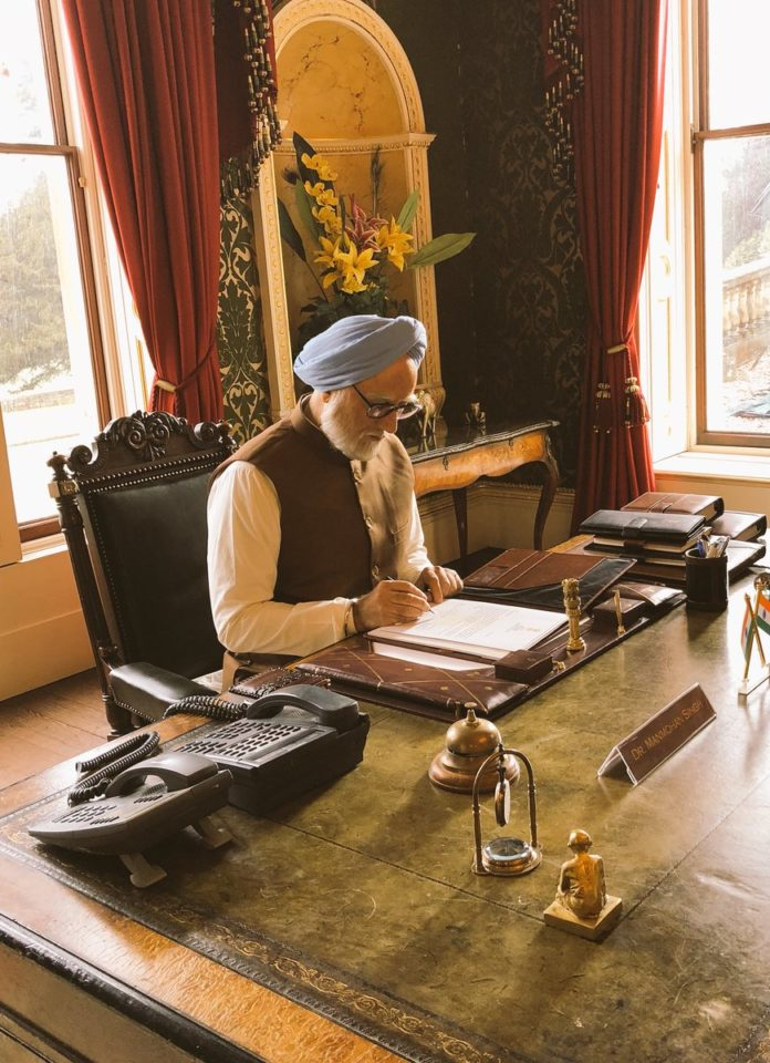 Bollywood Actor,Anupam Kher,PM Manmohan Singh,Viral Video,THE ACCIDENTAL PRIME MINISTER