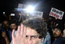 Kathua and Unnao Case, Rahul Gandhi, Candle March, Priyanka Gandhi, Robert Vadra