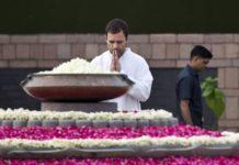 Lok Sabha elections, Dalit vote bank, BJP, Rahul Gandhi, fasting, Rajghat