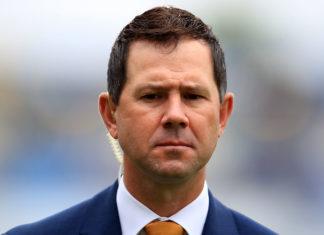 Australian Former Captain Ricky Ponting