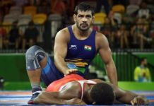 CWG 2018, Commonwealth Games, Sushil Kumar, Gold, Freestyle Wrestling