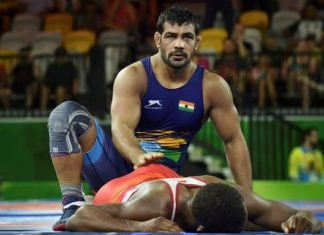 CWG 2018, Commonwealth Games, Sushil Kumar, Gold, Freestyle Wrestling