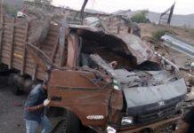 Maharashtra, Truck Accident, Casuality