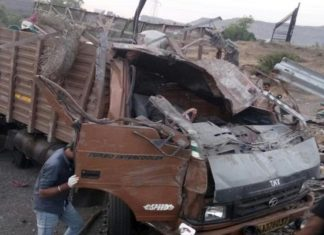Maharashtra, Truck Accident, Casuality