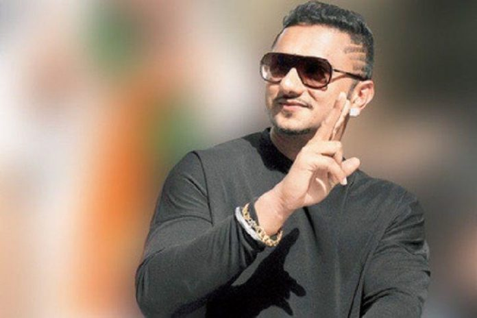Bollywood Singer,Honey Singh,Rapper,Social Media,Yo Yo Honey Singh