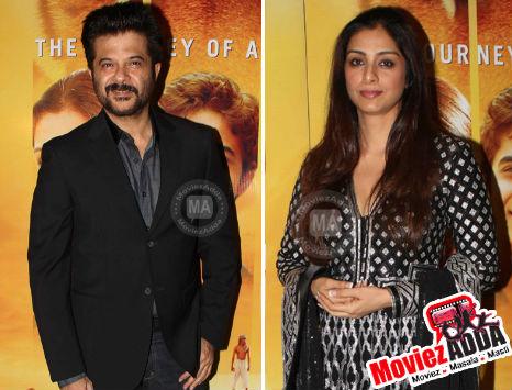 Bollywood Actors, Anil Kapoor,Tabu farah khan
