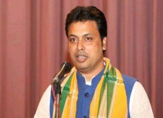 Biplav Kumar Deb, Tripura CM, Rabindra Nath Tagore, Noble Prize