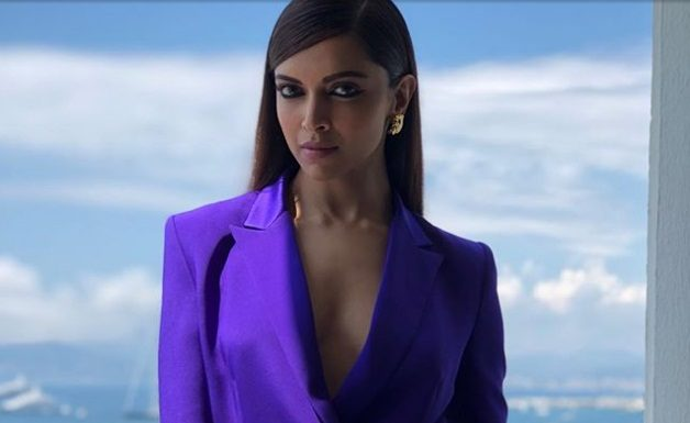 Bollywood Actress,Deepika Padukone,Cannes Film Festival 2018,Viral Pictures,Bold Looks