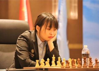 Ju Wenjun, FIDE, women's world chess championship
