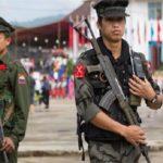 Myanmar, army, rebels, clash