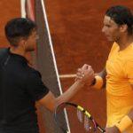Tennis, Madrid Open, Rafael Nada,l loss, Quarterfinal