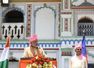 PM Narendra Modi, Nepal Tour,Janaki Temple, Ramayana, Circuit, Ayodhya Bus Service, Nepal PM KP Sharma Oli