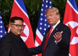 Trump, KIm, summit ,nuclear programme