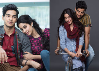 Bollywood Actors,Jhanvi Kapoor,Ishaan khattar