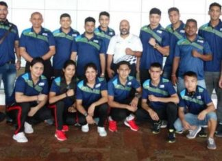 Indian Boxing Team