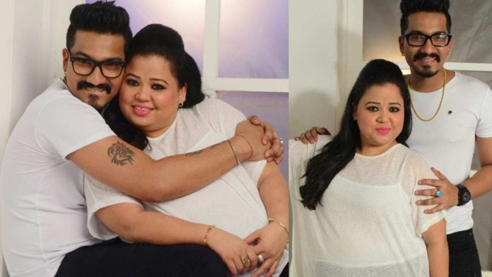 Television Actress,Comedian Bharti Singh,Husband Haarsh Limbachiyaa,Trolled,People