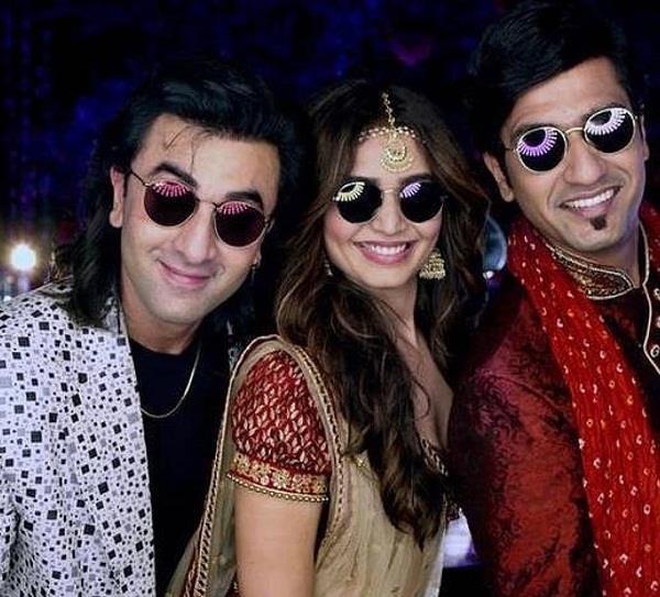 Karishma tanna,Ranbir kapoor,swag look,film sanju