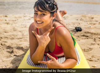 Bollywood Actress,Ileana Dcruz,fiji,holiday