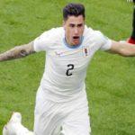 fifa-world-cup-egypt-vs-uruguay-0-1-jose-gimenez