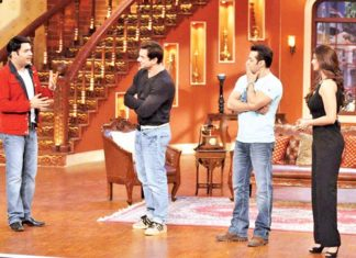 kapil sharma,race 3,salman khan,sherkhan,bollywood