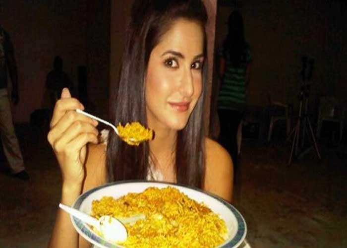 Bollywood Actress,Katrina Kaif,Fast Food,Street Food