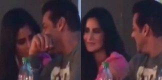 salman khan,katrina kaif,funniest moment,during press conference