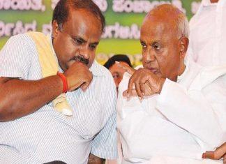 karnataka, kumaraswamy, JDS, congress leader, BJP ,Cabinet expansion, coalition