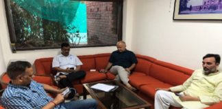 Arvind kejriwal, Lieutenant governor, anil baijal, protest, Manish Sisodia, Satyendra Jain