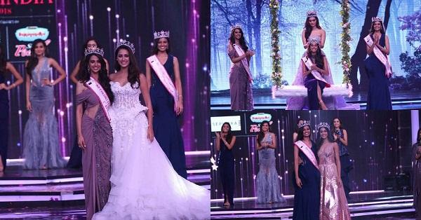 Anukriti vaas,manushi chiller,won miss india 2018