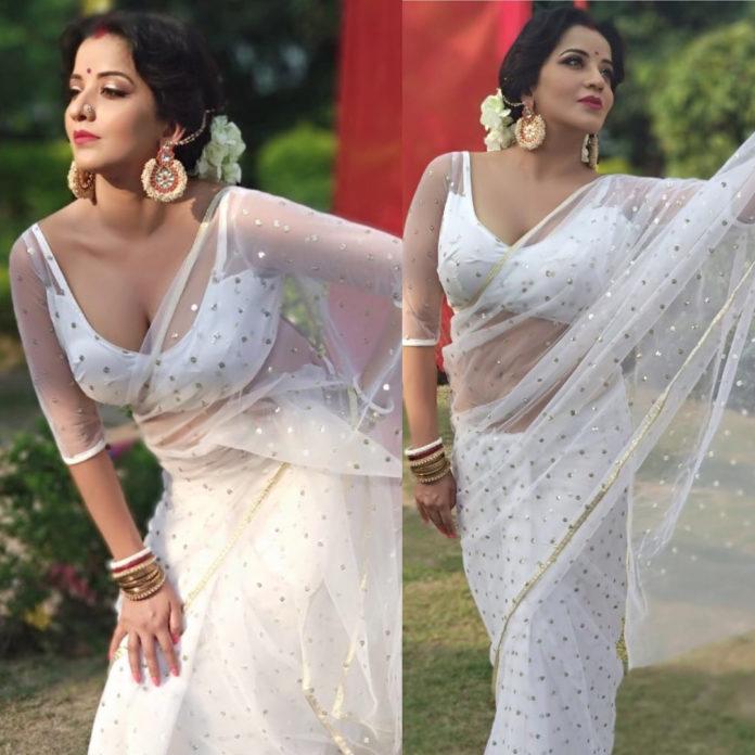 Bhojpuri Actress,Monalisa Bold,Video,Viral
