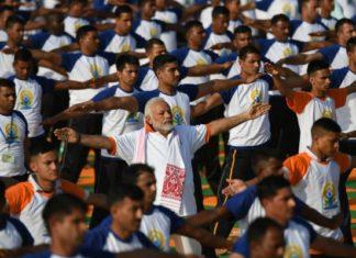PM Narendra Modi,International Yoga Day,Dehradun,Yogguru,Baba Ramdev