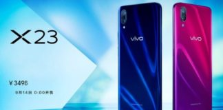 vivo-x23-launch-price-specifications