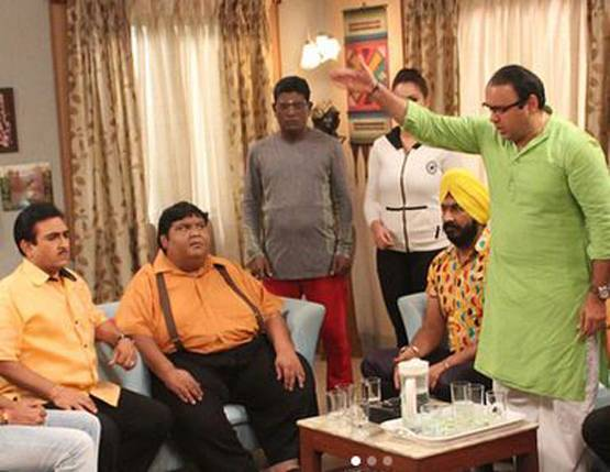 tarak mehta ka ooltah chashmah,found new dr hathi,ganesh chaturth,celebration nirmal soni