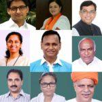 Fame India, Fame India Shreshtha Saansad Award, Udit Raj, Diperdra Singh Hudda, Supriya Sule, Ganesh Singh, SUshmita Dev, Virendra Singh Mast