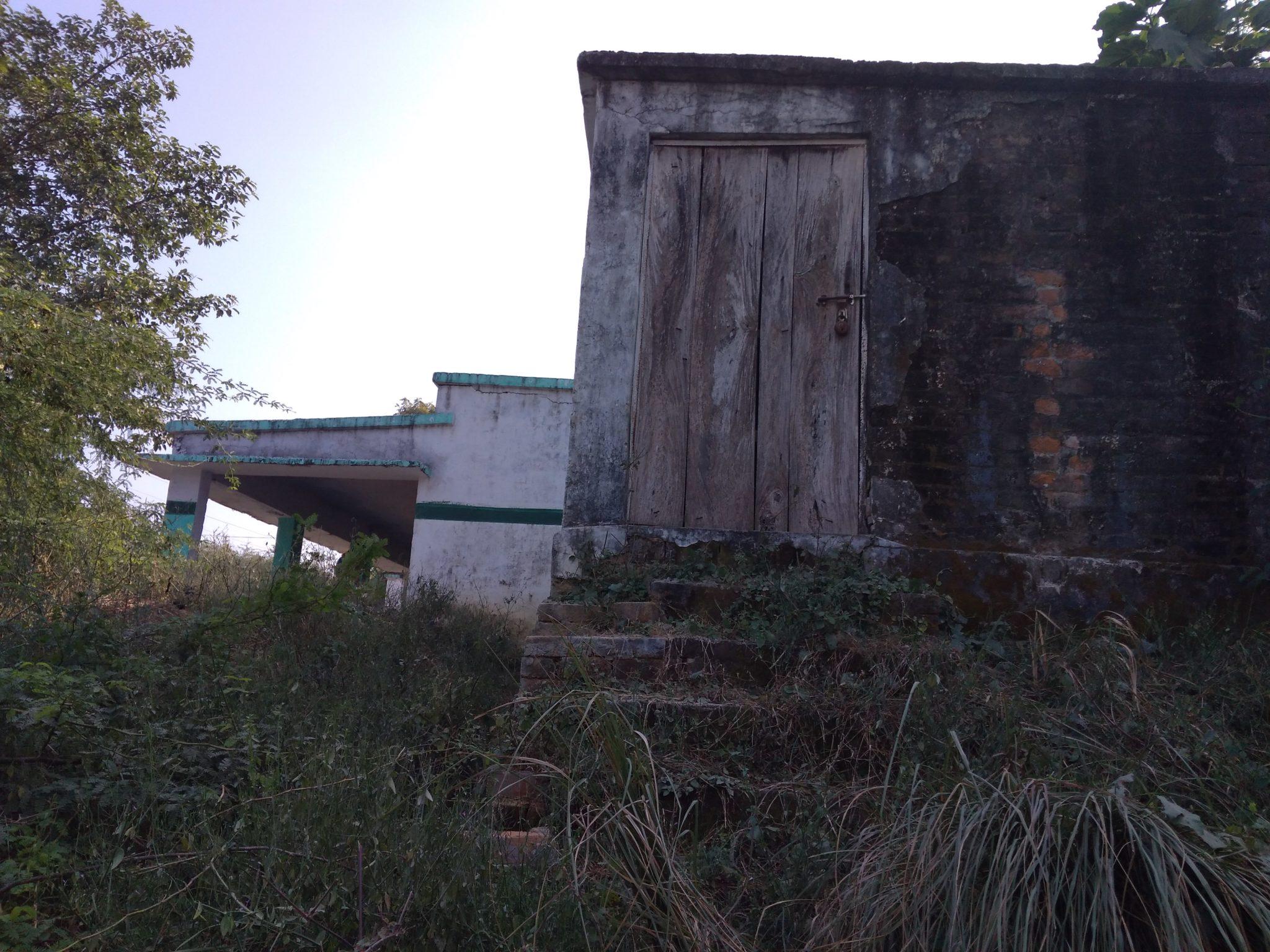 Swacch Bharat,Amethi,Rahul Gandhi,School,Washroom