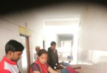 Amethi,Fight Between Woman,Many Woman Got Injured,Police