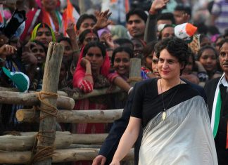 Congress,Priyanka Gandhi,Assembly Election,Uttar Pradesh Chief Sec teary,Entry In Politics