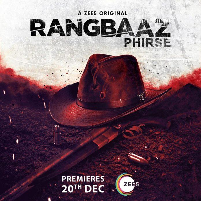 Bollywood,Zee5,Rangbaaz Fir Se